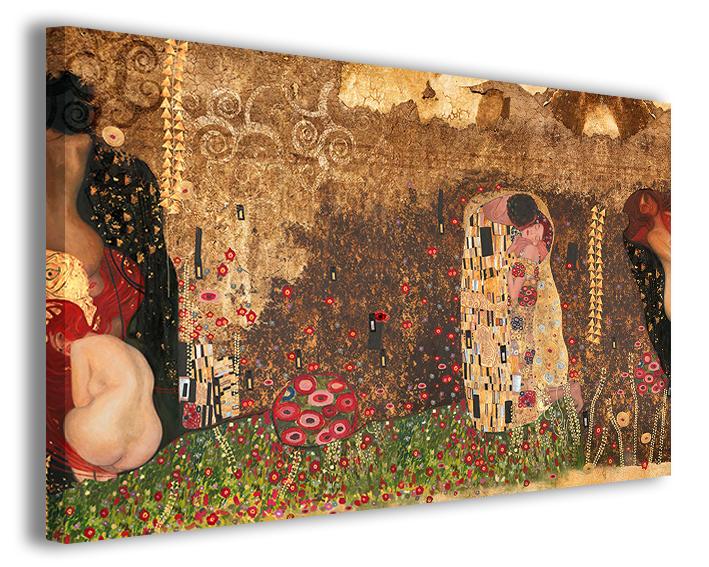 Quadri famosi Gustav Klimt stampe falsi d\'autore | Quadri Famosi Art-Wow